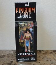 "New DC Direct Wonder Woman Action Figure 6"" Kingdom Come Series 1"