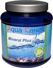 Aqua-Cereal® Mineral - PLUS mit Kräuter 1kg | Koi Teich  | bindet Schadstoffe