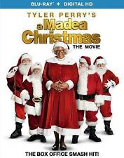 Tyler Perrys A Madea Christmas (Blu-ray Disc, 2014, w Dig. Copy) Free Shipping