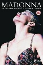 "MADONNA ""GIRLIE SHOW LIVE DOWN UNDER"" DVD NEUWARE"