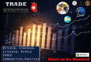 Trade Hunter Indicator FOREX BTC Crypto Equity Commodity MetaTrader4 MT4