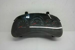 2006-09 CHEVROLET TRAILBLAZER Speedometer US Cluster