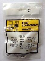 ECG86 Transistor NPN-Si Hi Gain Amplifier & DC Regulator  Case TO-3 (New)