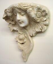 Le Etoile French Art Nouveau Wall Sculpture Decor