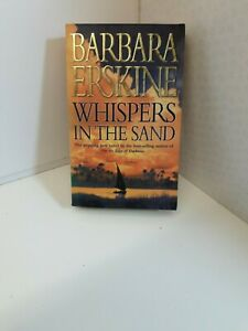 BARBARA ERSKINE --- WHISPERS IN THE SAND --- ANOTHER GRIPPING NOVEL