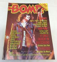 October/November 1978 BOMP #19~RAMONES,SEX PISTOLS,DICTATORS,BLONDIE,DEAD BOYS..