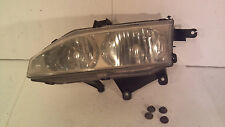 02 03 04 ISUZU AXIOM DRIVER SIDE LEFT HEADLIGHT LAMP ASSEMBLY OEM LENS #1982