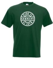 Maglietta Uomo Fatto in Germania i Detto i Divertente i Divertente fino 5XL