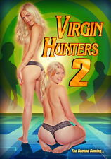 Virgin Hunters 2 DVD, Full Moon Features and Charles Band