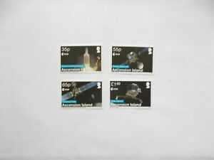 ASCENSION ISLAND: 2014 Rosetta Space Mission  4 Stamps U/M Sg1209/12