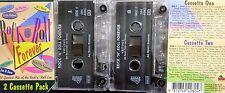 Rock `n` Roll Forever. Various 2 x Cassette Pack Dino DIN428C Pop Rock Australia
