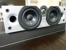 Mint Hi-Performance ENERGY Encore 1HB Center Channel Speaker Black Ash