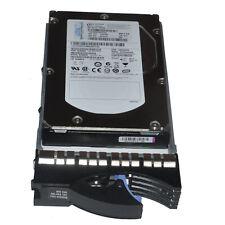 "IBM 300GB 15K SAS 3.5"" Hard Drive with Hot Plug Caddy IBM FRU 43X0805 42C0242"