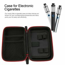 Portable Electronic E-cigarette Zip Case Box Bag Pouch Carrying Storage ON