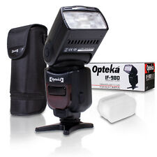 Opteka IF-980 i-TTL AF Flash for Nikon D3600 D3500 D3400 D3300 D3200 D3100 D3000