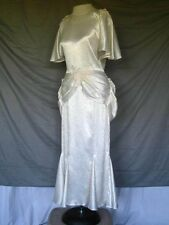 1920's Inspired Ivory Wedding Dress Mother of the Bride
