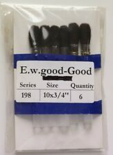 High Quality Squirrel, paint brushes, for watercolours and oil, 18 pack.