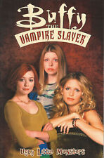 More details for buffy the vampire slayer: ugly little monsters graphic novel / comic