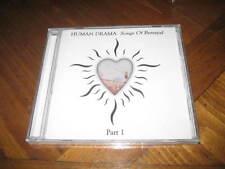 Human Drama Songs of Betrayal Part 1 CD Johnny Indovina - Gothic Punk Hard Rock