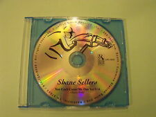 Shane Sellers, You Can't Count Me Out Yet, CD, Don't Miss Out On This CD!!!!!!!!