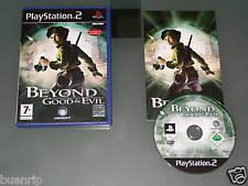 Beyond Good & Evil / Pal - Esp / PS2 Playstation 2