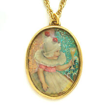 Maximal Art Necklace Christmas Party Girl Gold John Wind Jewelry