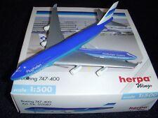 Herpa Wings Frankfurt Boeing 747-400  1:500
