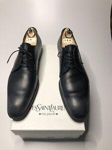 Yves Saint Laurent Schnürer Gr. 43 Schwarz NP 470.-