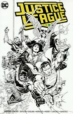 DC Mexico JUSTICE LEAGUE #1 Jim Cheung SKETCH Variant