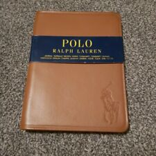 Ralph Lauren Leather Note Book Brand  New A5 big pony