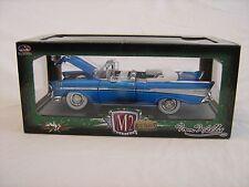 M2 Machines Auto Thentics 1957 Chevy Bel Air Tom Kelly Series Rel 51 1:24