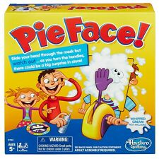 Pie Face! Board Game Brand New Hasbro Games