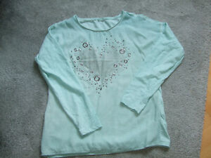 Neues Damen Langarmshirt Gr.40 Marke: Taifun