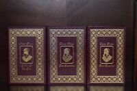 3 Easton Press Leather Bound– Charles Dickens Collection – Great Expectations +2