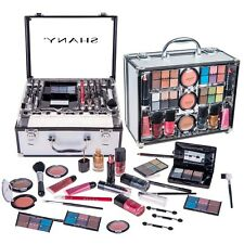 Nice full size make up kit with variety of colors of make up lip gloss etc