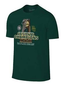 Baylor Bears 2021 NCAA Basketball National Champions Trophy T-Shirt