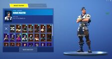 Fortnite epic account raffle tickets with rare skins and items since season 2
