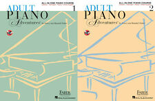 Adult Piano Adventures All-in-One Piano Course Collection 1-2