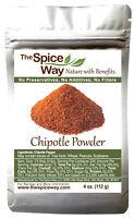 The Spice Way Premium Chipotle Powder 4 oz
