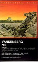 Vandenberg Alibi 1985 Hard Classic Rock Roll Cassette Tape Pop
