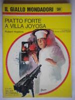 Piatto forte a Villa JoyosaHopkins RobertMondadorigiallo1361 Libro ottimo