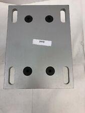 "80/20 Inc 15 Series 8"" x 6"" Floor Mount Base Plate (for 3030) #2410 N"