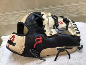 "Nokona Khrome NKK1176 11.75"" Youth Baseball Softball Glove Right Hand Throw"