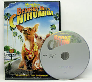 BEVERLY HILLS CHIHUAHUA J.L. CURTIS DVD DISNEY EDIZIONE ITALIANA USATO ML3 72414