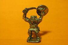 Pewter Monster Wizard Warrior Figurine