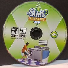 THE SIMS 3 TOWN LIFE STUFF (PC) DISC ONLY #8466