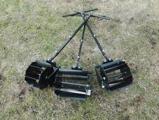 Rotating Hoe Cultivator Garden Gear Weeddigger or Weedroller