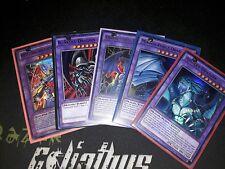 Carte Yu-Gi-Oh! Lot de monstre Fusion Dragon amulette Dragon force de miroir. ..