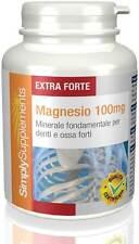 Magnesio 100mg 360 Compresse - E419