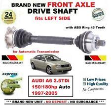Pour Audi A6 2.5TDi 150/180cv Auto 1997-2005 Tout Nouveau Essieu avant Gauche